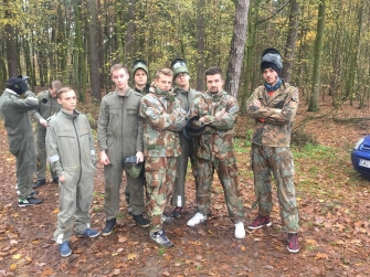 Paintball w Ogrodniku